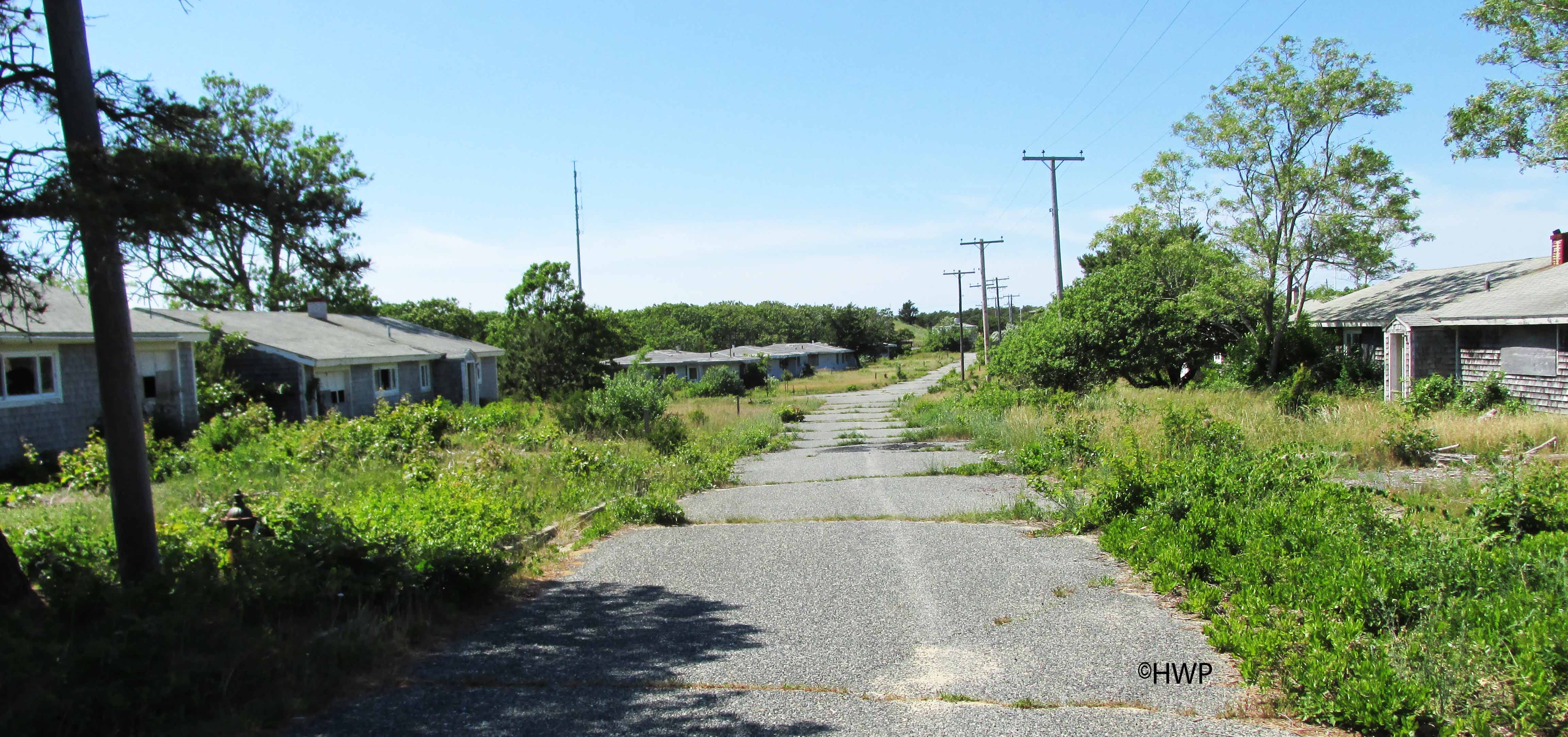 Ruins Of Old Military Bases Are Now Nothing More Than Graveyards. But On The  Far Reaches Of Cape Cod, There Is One That Stands Out From All Others.